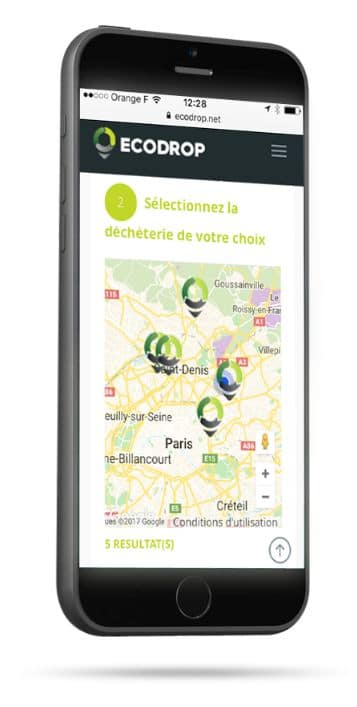 Ecodrop Application