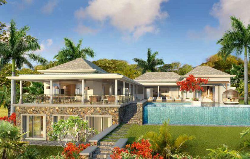 Ile Maurice Anbalaba Villa de luxe