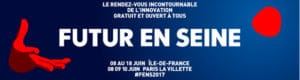 08-18 Juin à Paris et dans la région Île-de-France : Futur en Seine