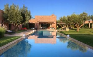 Location de villa de prestige à Marrakech avec Marrakech Private Resort