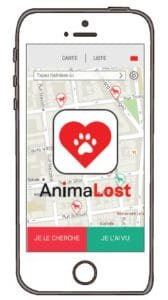 Anima Lost : solution « mobile » pour retrouver son animal perdu