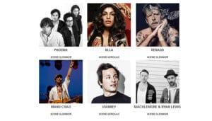 Fesitival Web, business, music