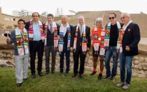 Céremonie Marathon des Sables Peru