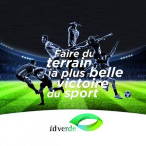 L'expertise du groupe Idverde au service de L'ASM Clermont Champion de France de rugby 2016/17