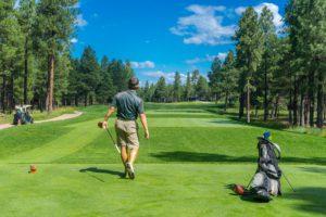 Golf-Marrakech