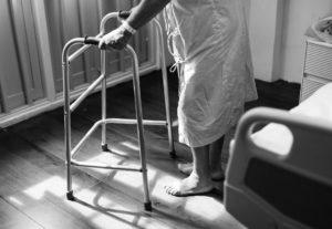 Monte escalier pour personnes âgées