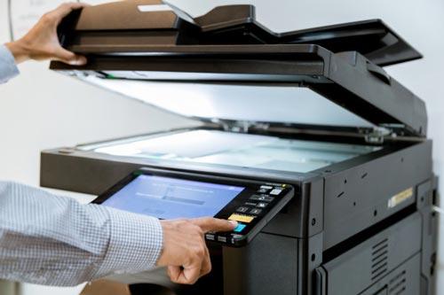photocopieur d'occasion